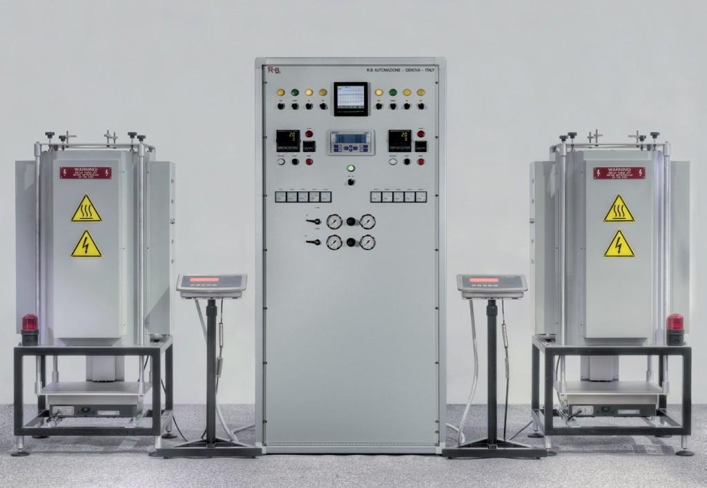 CRI Dual Oven - System