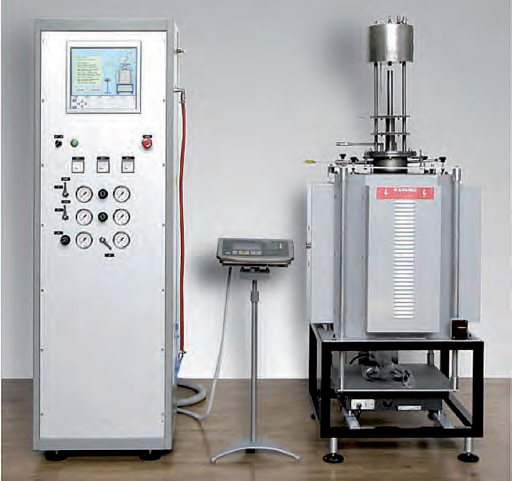LR 8000 Test System