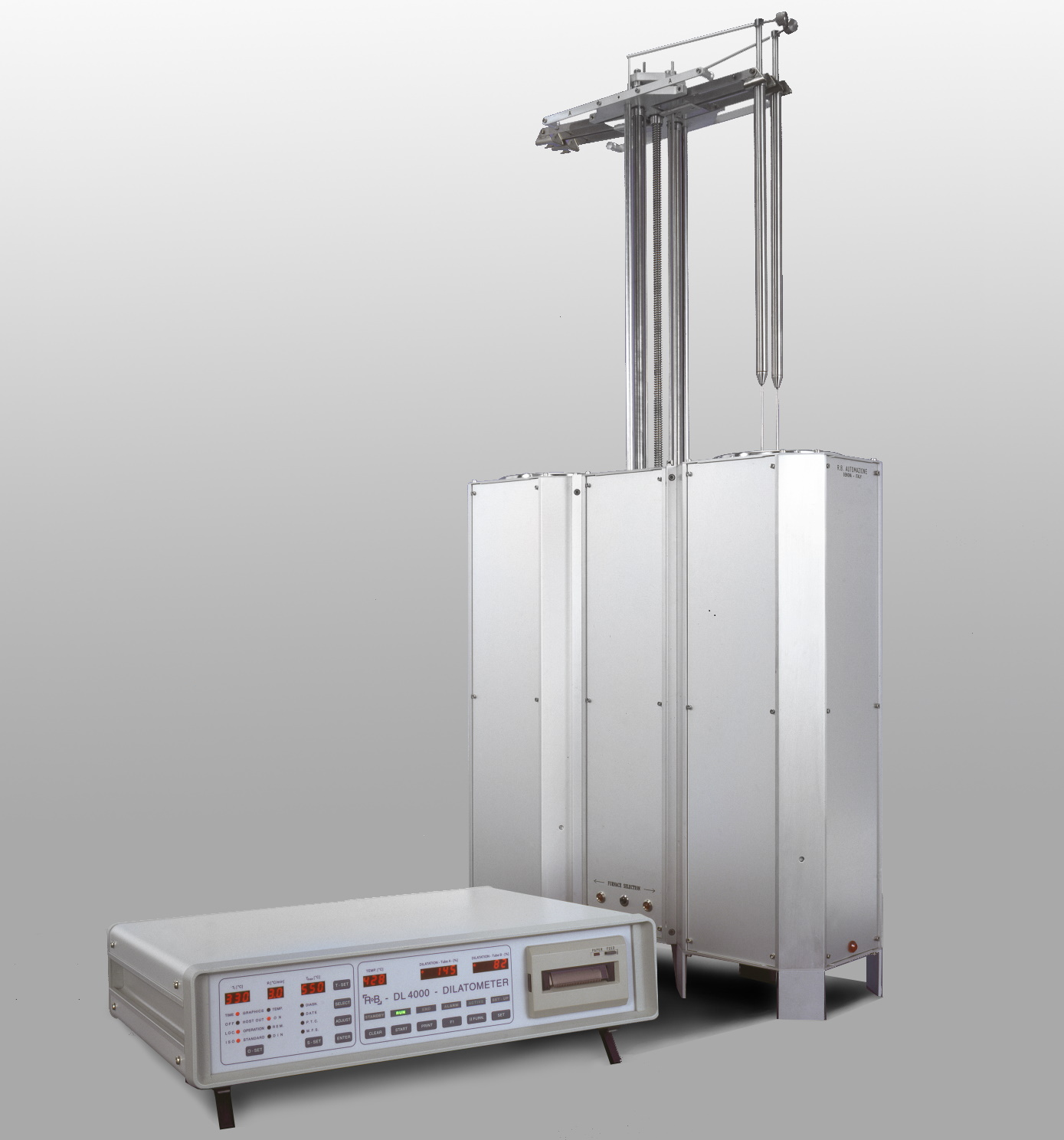 DL 4000 double furnace