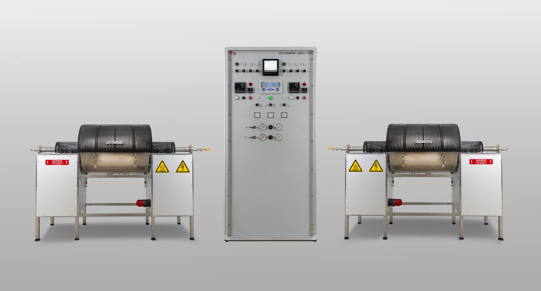 DR 7000 dual oven